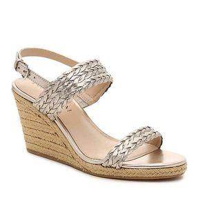 a2ca790ca07 Via spiga wedge sandals